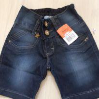 Bermuda Jeans - 10 anos - Marca não registrada