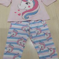 Pijama unicórnio KyLy - 3 anos - Kyly
