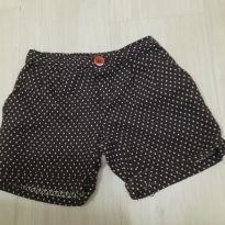 Shorts em Lã Marisol, Tam 6 - 6 anos - Marisol