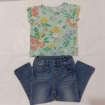 Kit roupa infantil, menina 24 meses - 18 a 24 meses - Marisol e outra