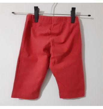 Bermuda ciclista vermelho - 6 anos - Brandili