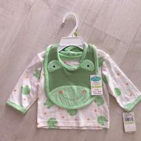 KIT BON BÉBÉ importado com etiqueta unissex 3-6 meses - 3 a 6 meses - bon bébé