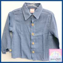 Camisa Lorenza Corvard - 9 a 12 meses - Lorenza