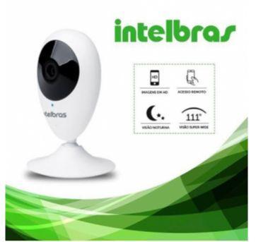 Câmera Intelbrás (Babá Eletrônica) - Sem faixa etaria - Não informada