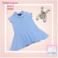 Ralph Lauren Tam 2 - 2 anos - Ralph Lauren