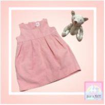 Vestido Baby Club - Tam 18 a 24m - 18 a 24 meses - Baby Club