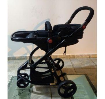 Carrinho + Bebê conforto Safety 1st Mobi - Sem faixa etaria - Safety 1st