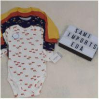 Kit Bodies menino - 24 meses CARTERS