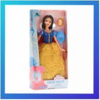 Boneca Branca de Neve Classic Doll Disney Store -  - Disney Store