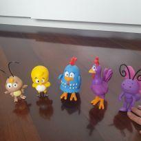 Coleção Família Bonecos de Vinil Galinha Pintadinha - Lider Brinquedos -  - Lider brinquedos