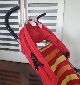 Carrinho Cosco Umbrella - Sem faixa etaria - Cosco