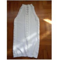 Vestido tricô da Rússia - PP - 36 - Artesanal