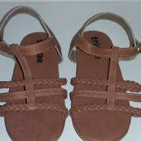 Sandália tricae tamanho 24 - 24 - Tricae