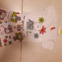 Pijama sonhart tamanho 2-4 meses - 0 a 3 meses - Sonhart