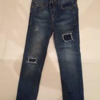 Calça jeans Lucky Brand tamanho 4 anos - 4 anos - LUCKY BRAND (USA)