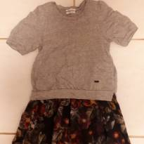 Vestido Fith tamanho 8 anos - 8 anos - Sem marca