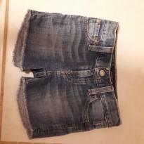 short jeans Lucky Brand tamanho 2 anos - 2 anos - LUCKY BRAND (USA)