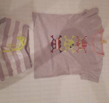 Pijama Puket tamanho 2 anos - 2 anos - Puket