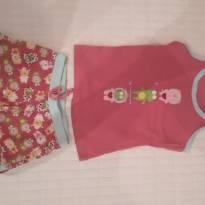 Pijama Puket tamanho 4 anos - 4 anos - Puket