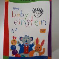 DVD Baby Einstein com 4 DVDS -  - Sem marca