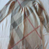 vestido Burberry tamanho 2anos - 2 anos - Burberry