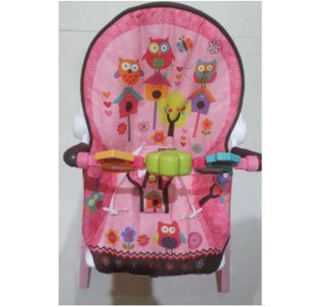 Cadeira Vibratória Fisher-Price Minha Infância - Nova! - Sem faixa etaria - Fisher Price
