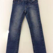 Calça Jeans Super Skinny - CALVIN KLEIN - 2 anos - Calvin Klein