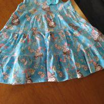 Vestido sereia - 1 ano - Renner