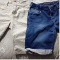 bermudas jeans - 8 anos - Não informada e Denin style