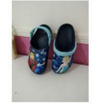 Crocs menina Frozen NUNCA USADO - 31 - Crocs
