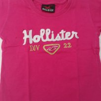 Camiseta Hollister - 2 anos - Hollister