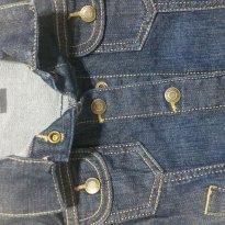 Casaco Jeans - 2 anos - Carter`s