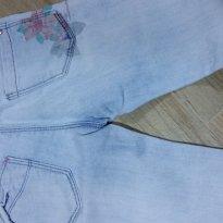 Calça jeans dobra - 2 anos - Catimini