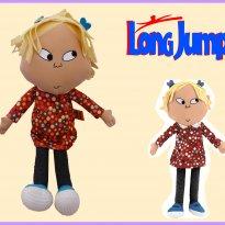 FP204. Boneca Lola - Sem faixa etaria - Long Jump