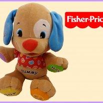 FP279. Cachorrinho Musical Fisher Price - Sem faixa etaria - Fisher Price
