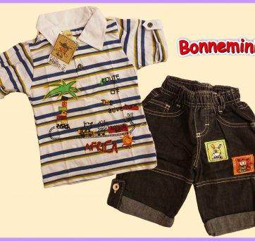 FP292. Conjuntinho Bonnemini Meninos - 2 anos - Bonnemini