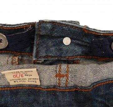 FP298. Short Jeans Zara - 9 anos - Zara
