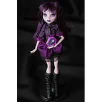 327. Boneca Monster High Elissabat - Sem faixa etaria - Monster High