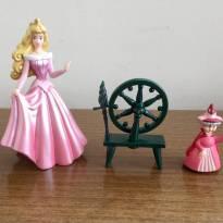 FP346. Miniatura da Princesa Aurora - Sem faixa etaria - Disney