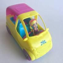Carro Splash da Polly