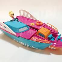 FP350. Iate Festa Tropical da Polly -  - Mattel e Polly Pocket