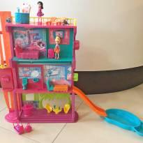 FP356. Hotel de Luxo da Polly -  - Mattel e Polly Pocket