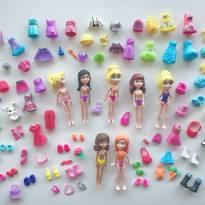 FP358. Kit Variado Polly 2 -  - Mattel e Polly Pocket