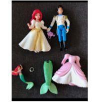 Boneca Ariel Noiva -  - Disney