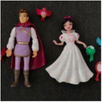 Boneca Branca de Neve Noiva -  - Disney