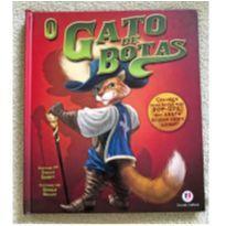 Livro  Popup Gato de Botas -  - Ciranda Cultural
