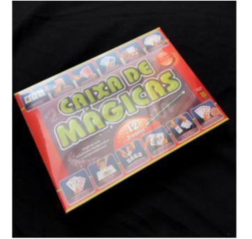 jogo caixa de mágicas - Sem faixa etaria - Grow