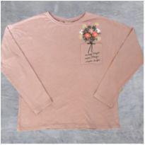 blusa soltinha zara - 12 anos - Zara