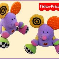 529. SUPER RATINHO DIVERTIDO - Sem faixa etaria - Fisher Price