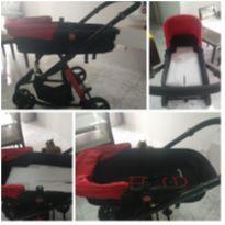 Carrinho de Bebê Travel System com Bebê Conforto Safety 1st Mobi -  - Safety 1st